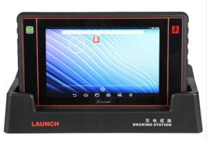 China Launch X431 PAD II Tablet Diagnostic Computer Launch X431 Scanner Support WIFI With 2 Years Warranty Update Online Free on sale