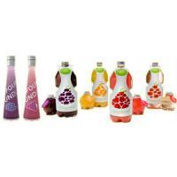 China 10 colores impermeabilizan cobertura de la contracción 360° de las etiquetas de la botella del plástico de embalar del PVC la alta de gráficos on sale