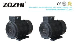 China Fan Cooling Hollow Shaft Motor , 90L3-4 3.5hp Aluminum Electric Motor 4 Pole on sale