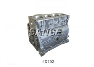 China Komatsu Excavator Engine 4D102 Cylinder Block 3966448 3933370 Diesel Cylinder Block on sale