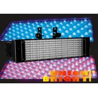 Dj Led Effect Lights DMX Strobe light with 198pcs High Brightness LED , 25 - 120 degree Beam Angel 30W