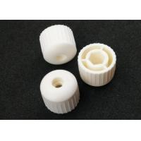 RAL7035 Plastic Injection Molding Products Light Grey M22 Plastic Threaded Caps