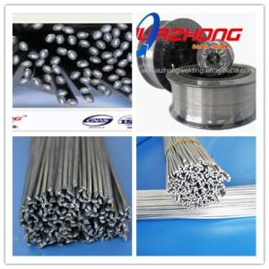 China Copper-Aluminum flux cored brazing welding wire copper aluminum filler metal,alloy or not alloy,flux-cored solder wire on sale