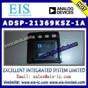 China ADSP-21369KSZ-1A - AD (Analog Devices) - SHARC Processors - Email: sales009@eis-ic.com on sale