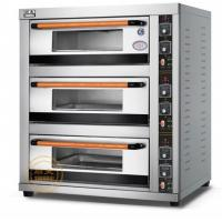 China Six Plates Gas Oven For Baking Bread on sale