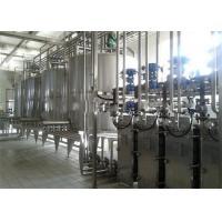 Small Scale Automatic Orange Juice Production Line Fruit Juice Production Line