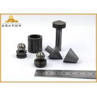 High Wear Resistant Tungsten Carbide Valve For Oil Wellhead Equipment