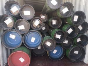China API SPEC. 5CT Seamless Casing Pipe, Steel Grade J55,N80,P110,PH-6 Petroleum on sale