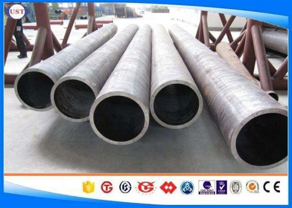 Machinery Thin Wall Carbon Steel Tubing NBK or GBK Condition