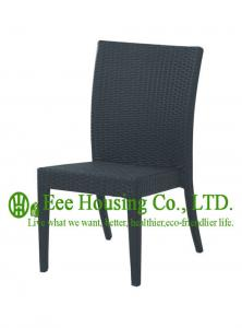 China 50*56*88cm Mordern Outdoor PE Rattan Chairs For Resort Projects, Rattan Wicker Chairs supplier