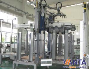 Automatic Empty Glass Bottle Depalletizer Machine