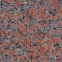 China Natural Maple Leaf Red granite stone slabs for window sill , wall tile on sale