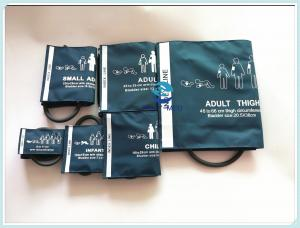 China Adult Non Invasive Blood Pressure Cuff With One / Two Tube Hose 27 - 35cm Size on sale