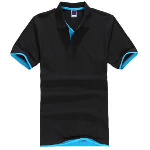 China cheap high quality printed cheap polo shirts for men on sale