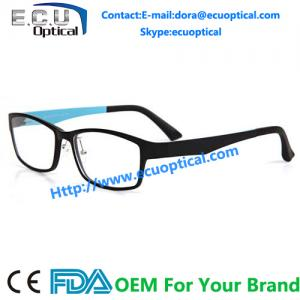 02eb9e48dd New tr-90 memory flex fashion glasses and fancy temple optical frame ...