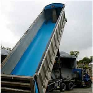 China Non-stick UHMWPE truck bed liner, plastic inner liner on sale