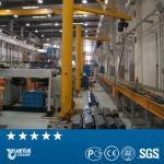 Yuantai safe and reliable BZ type jib crane with electric hoist
