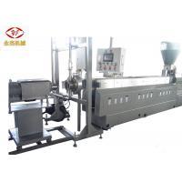 TPU TPE TPR EVA Caco3 Master Batch Manufacturing Machine 500-600kg/H Capacity