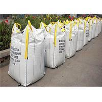 China UV-resistant  jumbo bags /FIBC bag/bulk bag used for outdoor  storing on sale
