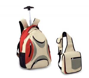 China Trolley Bag With Sling Bag Set on sale