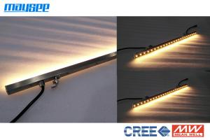 China Corrosion Proof 12W Ra80 IP66 LED Wall Washer Light For Building Facade on sale