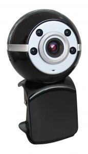 China 1/4 CMOS sensor 1.3M pixel usb 2.0 high definition web camera with auto compensation on sale