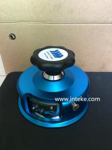 China James H. Heal Sample Cutter/  GSM Circular Cutter on sale