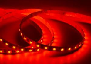 China 24v 12v Dc Led Flexible Strip Lights Rgbw Ip20 14.4w 5 Meters In One Roll on sale