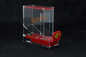 China Chocolate 4mm Food Display Trays Truck Shaped With Logo Customized on sale