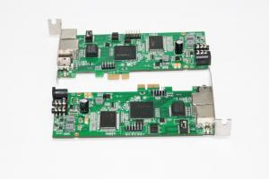 China UHD HDMI USB Extender PCIe Type On Sender Support RS232 For Security Management on sale