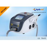 Portable Q-Switched ND Yag Laser Machine With Excellent Cooling System for tattoo removal