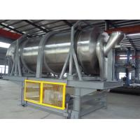 Stainless Steel Detergent Powder Manufacturing Machine Post Blending Mixer