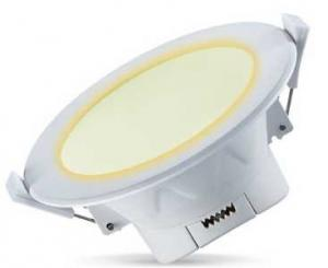 China High Power 4 Integrated Dimmable LED Downlights With Samsung / LG LED Chips on sale