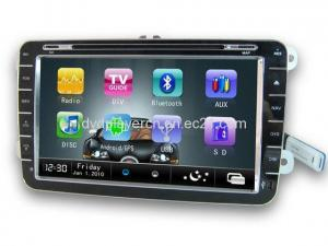 China 8 VW Android Car DVD Player with GPS,DVB-T,WIFI,3G on sale