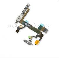 China audio control and power button cable for Iphone 5S, repair Iphone 5S, for Iphone 5S power on sale