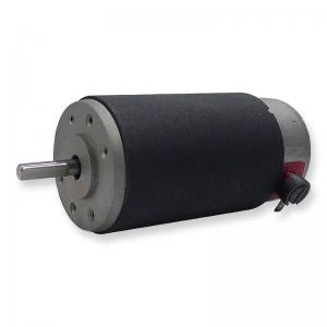 China 3490 rpm Permanent Magnet Electric Motor 30 - 100 Watts Power Output Range on sale