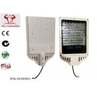 Solar Power LED Street Lights 30W with Tempering Glass Diffuser DC 24V Street Lamp