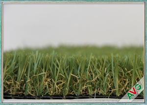China Home Garden Artificial Turf Decorative Fake Grass 35 mm Height on sale