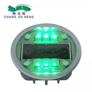 China Energy Saving Solar Road Studs Led Cat Eye Light Traffic Flashing Standalone Power Supply supplier
