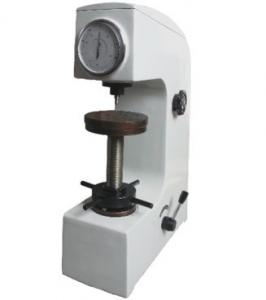 China Superficial Sheet Metal Rockwell Hardness Tester / Rockwell Hardness Test Unit on sale