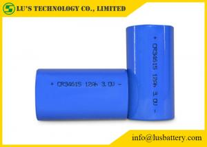 China High quality 3V 11Ah CR34615 D size Li/MnO2 lithium primary Battery on sale