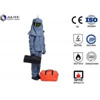 China Overall High Visibility PPE Safety Wear Jackets Pants Hood Wear Resistance Durable on sale