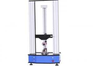 China Universal Material Rubber Testing Machine Metal Extensometer Accuracy ≤0.5% on sale