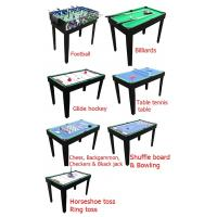 12 In 1 Multi Purpose Game Table Multicolor Design Table Tennis Pool Table