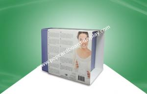 China Custom Paper Packaging Boxes with Sleeve for Skine care Products on sale