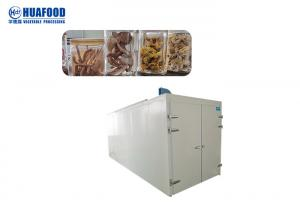 China Digital Control Food Drying Machine Stainless Steel Trays Food And Fruit Dehydrator on sale