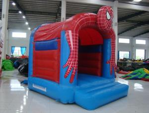 Quality Kids Entertainment Inflatable Bouncy Castle Inflatable Indoor/Outdoor Playground for sale