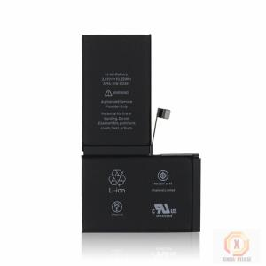 China 0 Cycle Apple Spare Parts Backup Battery For IPhone X Replacement 15X9X1 Cm on sale