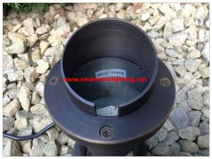 China Submersible Underwater Solid Brass Triton Spot Light - LED Low Voltage Outdoor Landscape Lighting on sale