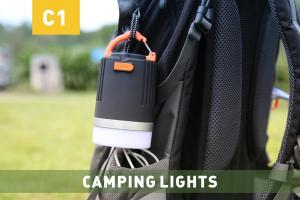 China High Level Brightest Hand Crank LED Lantern Outdoor Camping Lights With 8800mAh on sale